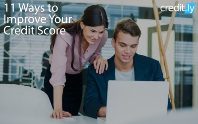11 Ways to Improve Your Credit Score