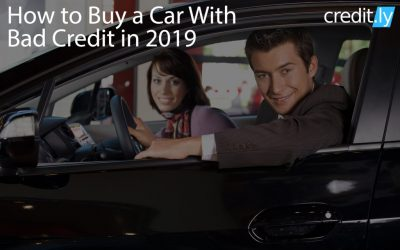 How to Buy a Car With Bad Credit in 2019