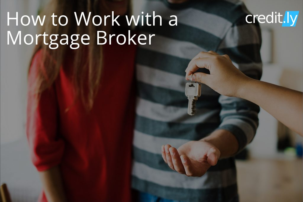 Credit.ly - Credit Card Loans for Bad Credit - How to Work with a Mortgage Broker