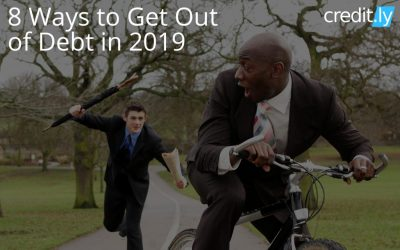 8 Ways to Get Out of Debt in 2019