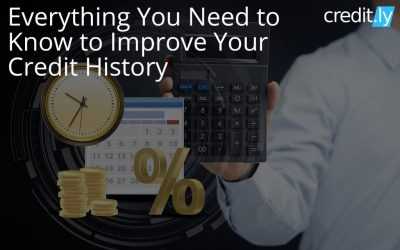 Everything You Need to Know to Improve Your Credit History