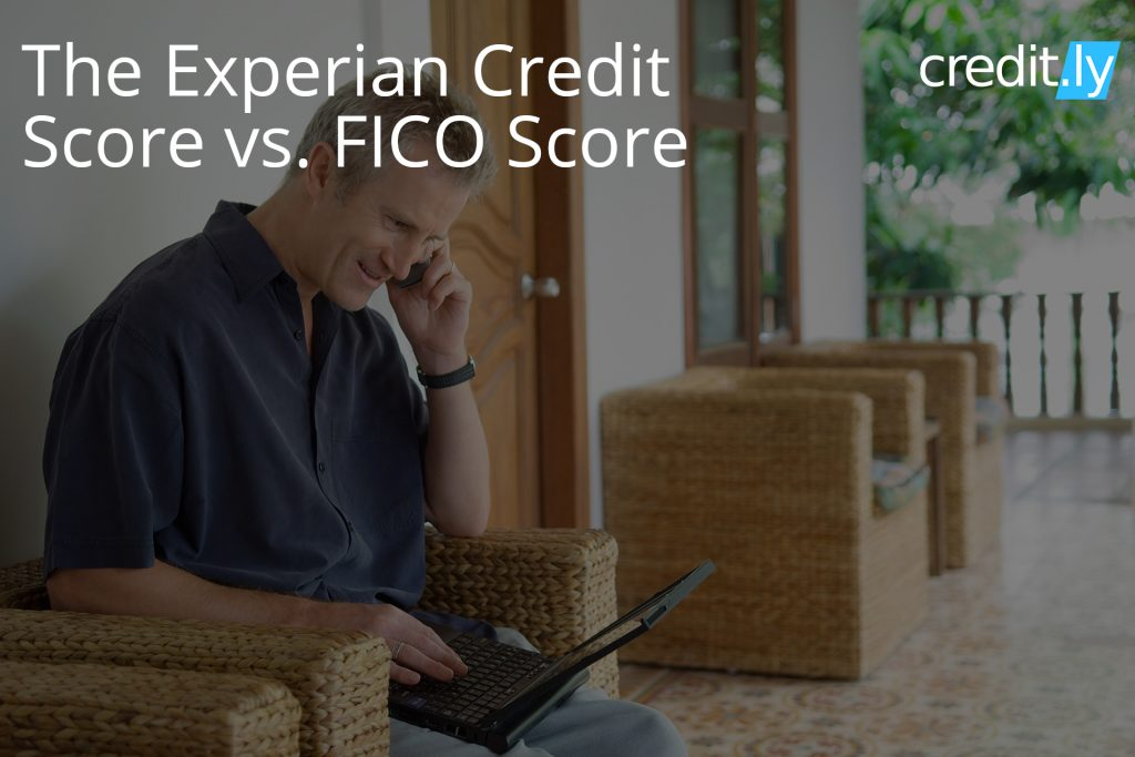 Credit.ly - Fix Credit Score - The Experian Credit Score vs. FICO Score: Differences to Know
