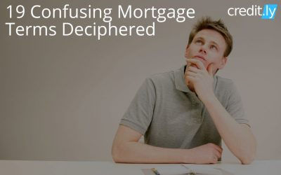 19 Confusing Mortgage Terms Deciphered