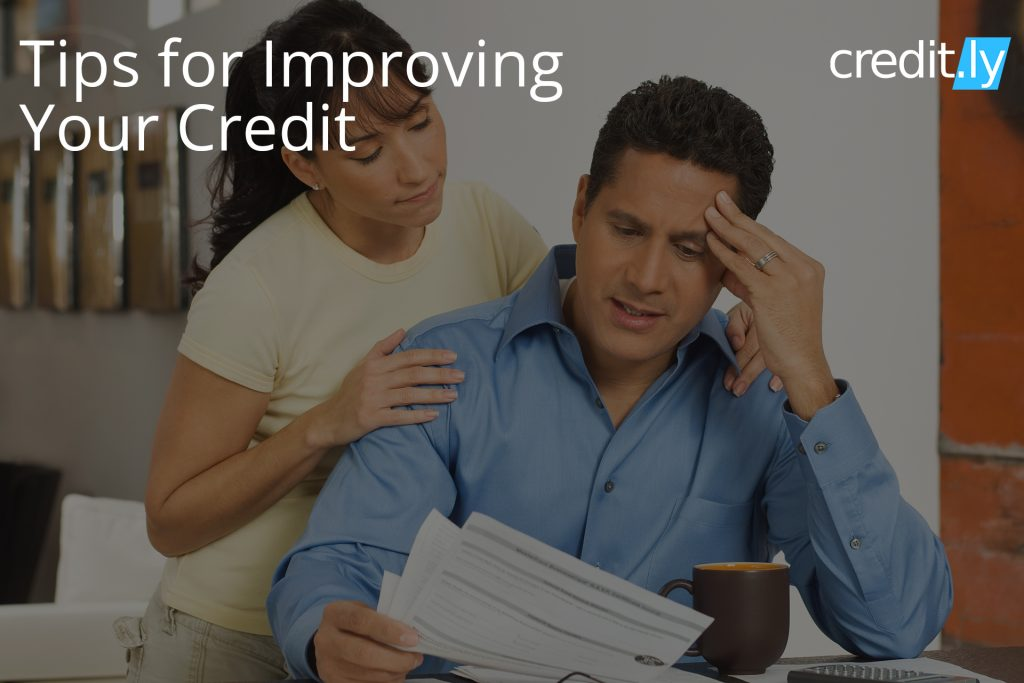 Credit.ly - How do i Check my Credit Score - Tips for Improving Your Credit: Your Amount of Debt