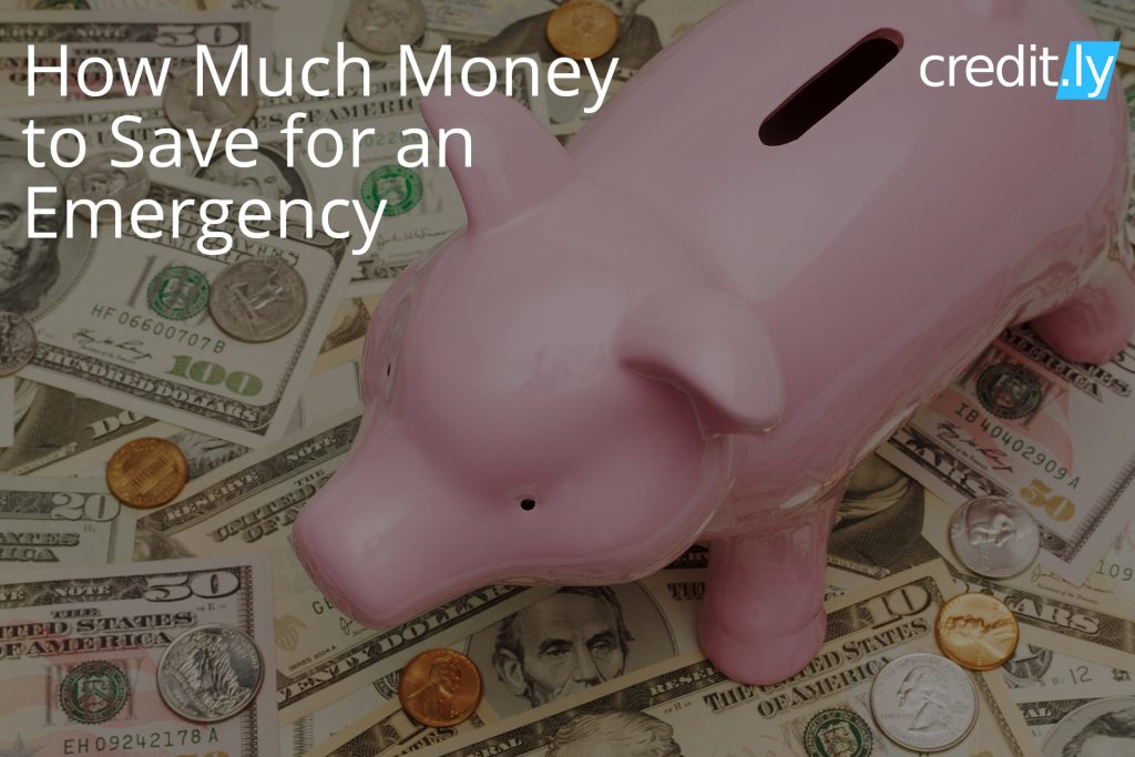 Credit.ly - How to Check Cedit Score- How Much Money to Save for an Emergency
