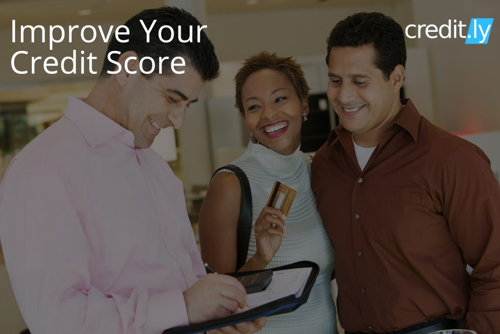 Credit.ly - My Credit Report - Improve Your Credit Score