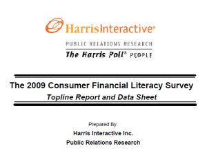 Consumer Financial Survey