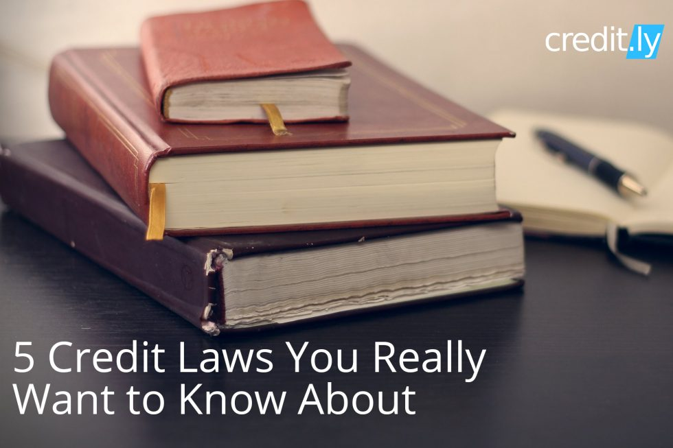 Credit Laws - Credit Report - Fair Credit Billing - Fair Debt Collection