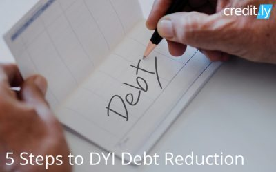 5 Steps to DYI Debt Reduction