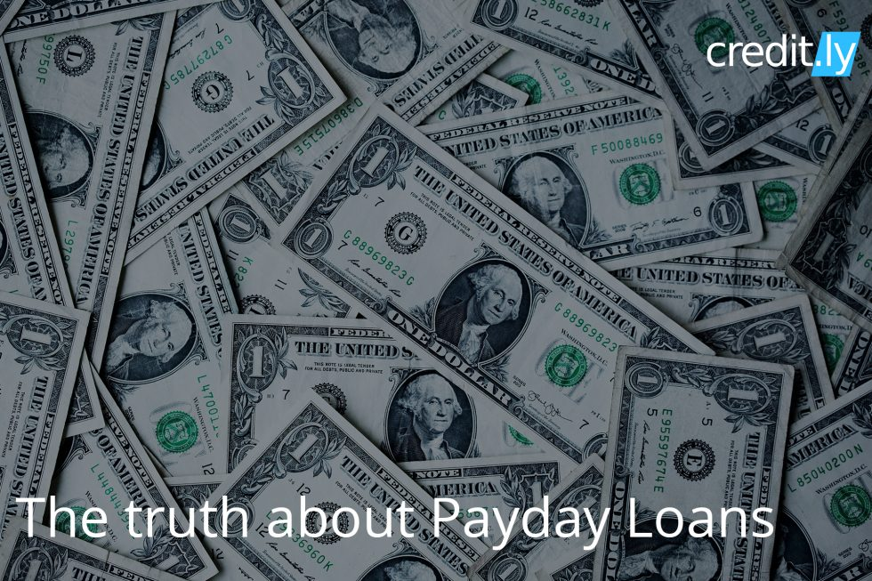 Credit.ly - Credit Report Card - The truth about Payday Loans