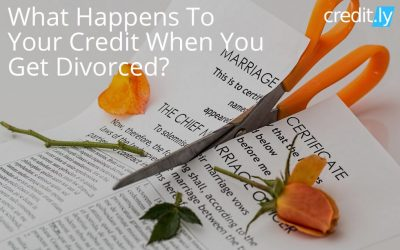 What Happens To Your Credit When You Get Divorced?