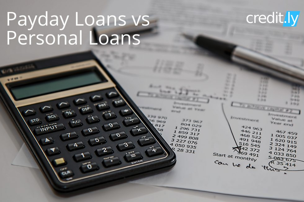 Credit.ly - Free Credit History Check - Payday Loans vs Personal Loans