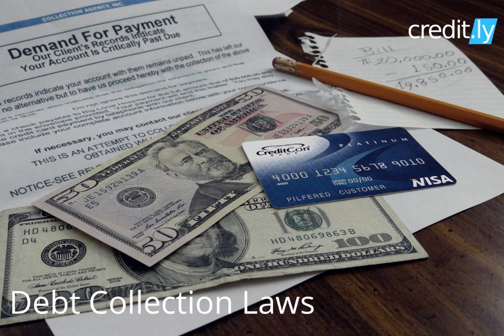 Debt Collection Laws - Collections on Your Credit Report - Credit Cards
