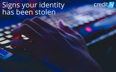 Signs your identity has been stolen
